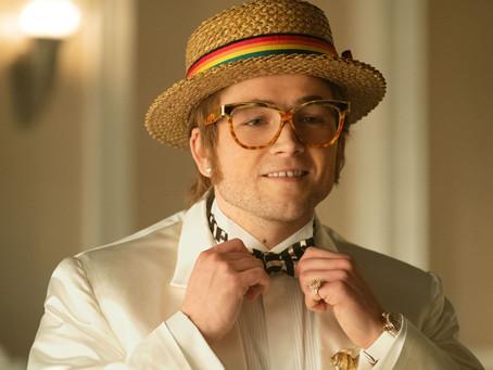 Crítica: 'Rocketman' coloca o astro Elton John no divã
