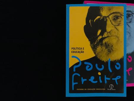 Resenha: 'Política e Educação' é outra obra essencial de Paulo Freire