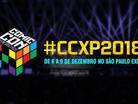 7 painéis para assistir durante a CCXP 2018