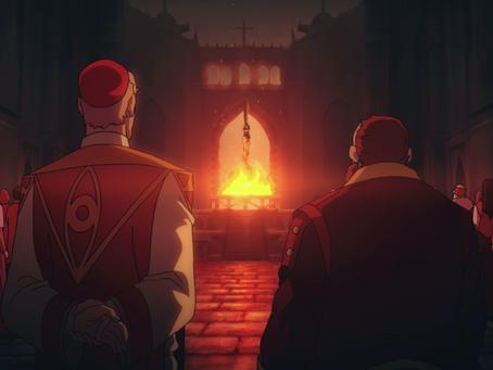 Crítica: 'Castlevania', da Netflix, é rara adaptação dos games que deu certo