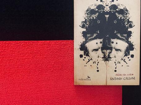 Resenha: 'Filho da Noite' é mergulho introspectivo na literatura de Antonio Calloni