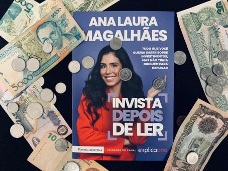 Resenha: 'Invista Depois de Ler' é mais do mesmo sobre finanças e investimentos
