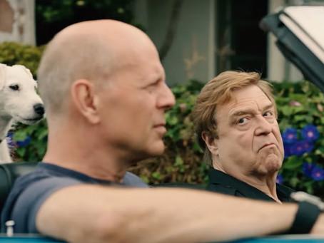 Crítica: 'Loucos e Perigosos' é nova bomba de Bruce Willis