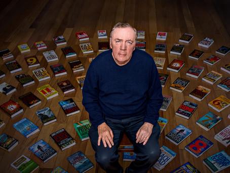Cinco livros para conhecer o escritor James Patterson