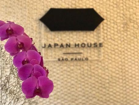 Bambu é protagonista na abertura da Japan House, em São Paulo