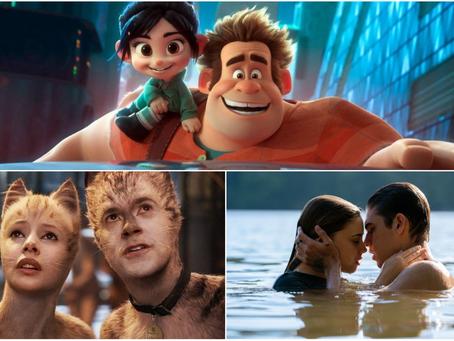 Os 15 piores filmes lançados em 2019