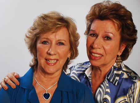 Aos 70 anos de carreira, irmãs Galvão lançam livro e documentário