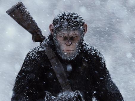 Relembre os filmes da franquia 'Planeta dos Macacos'