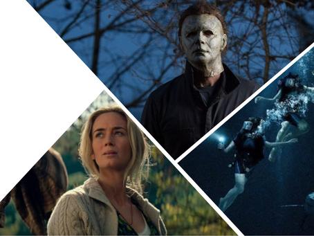 Os 5 melhores filmes de terror de 2018