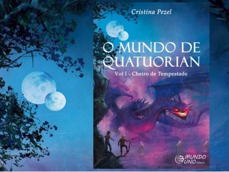 'O Mundo de Quatuorian' mostra força da literatura fantasia no Brasil