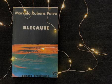 Resenha: 'Blecaute' é livro genial de Marcelo Rubens Paiva