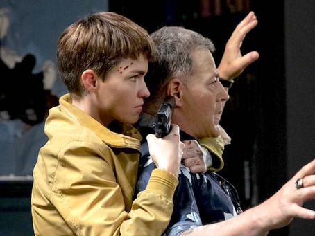 Crítica: 'A Protetora', do Telecine, é filme de ação genérico e sem originalidade