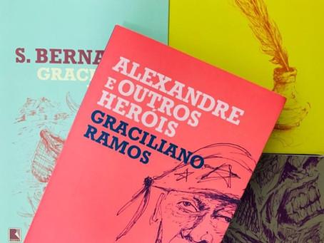 Resenha: 'Alexandre e Outros Heróis' exibe concisão de Graciliano Ramos