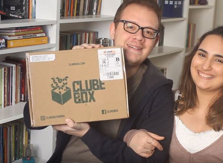 Vídeo: veja unboxing da Clube Box com o tema Jornada Épica