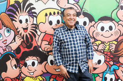 Aos 60 anos, Mauricio de Sousa Produções se universaliza