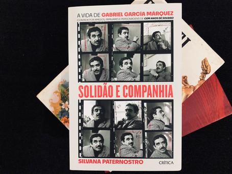 Resenha: 'Solidão e Companhia' é biografia fora dos padrões sobre Gabo