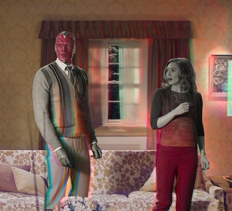 Crítica: Marvel se supera com 'WandaVision', com muita criatividade e coração