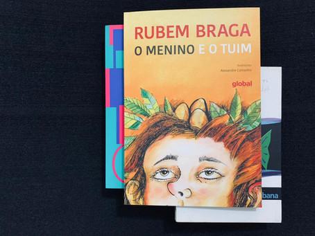 Resenha: 'O Menino e o Tuim' é livro infantil saboroso de Rubem Braga