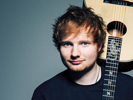 Playlist: 15 músicas para conhecer Ed Sheeran