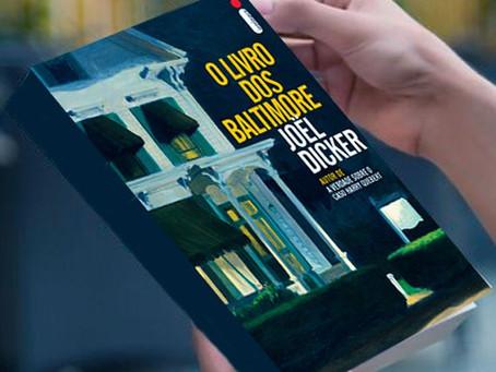 Joël Dicker afina a escrita com o ótimo 'O Livro dos Baltimore'