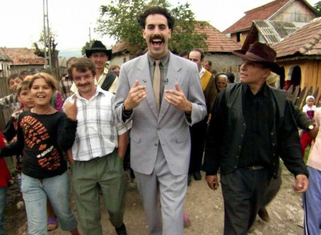 Crítica: 'Borat: Fita de Cinema Seguinte' é ácida provocação política