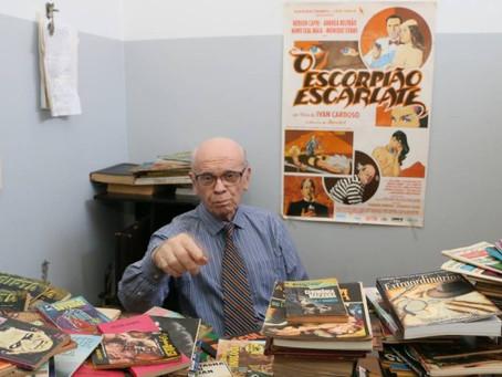 'Marvel e DC não representam nada para mim', diz R. F. Lucchetti
