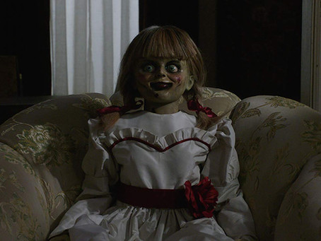 Crítica: 'Annabelle 3' demora a engrenar, mas acaba por surpreender