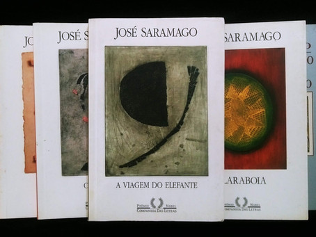 Resenha: 'A Viagem do Elefante' é livro poético de Saramago