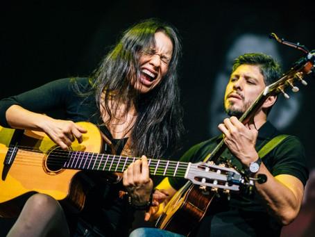 Conheça Rodrigo y Gabriela, a incrível dupla de abertura de John Mayer