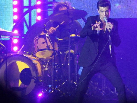 Crônica: No Lollapalooza 2018, The Killers rouba a cena
