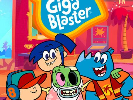 Gloob lança 'Gigablaster', animação brasileira com humor 'nonsense'