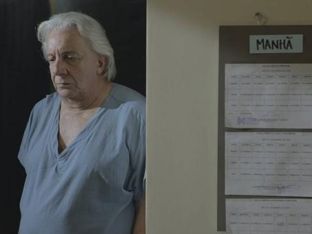'Quis mostrar meu envelhecimento', diz Marco Nanini sobre 'Greta'