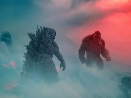Crítica: 'Godzilla vs. Kong' é filme todo errado, mas muito divertido