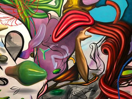 Com hibridismos, Rodolpho Parigi apresenta exposição 'Sem Título'