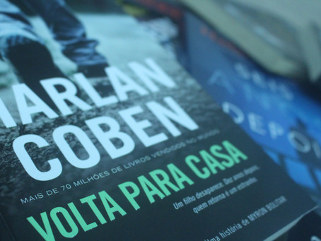 'Volta para Casa', de Harlan Coben, diverte e entretém