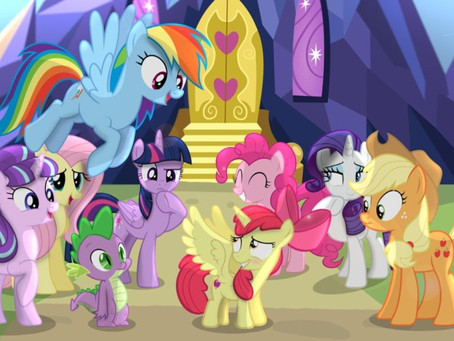 Três motivos para assistir e três para não assistir 'My Little Pony, o Filme'