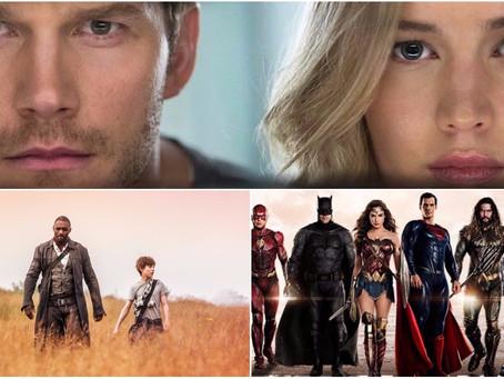 9 filmes que decepcionaram ao longo de 2017