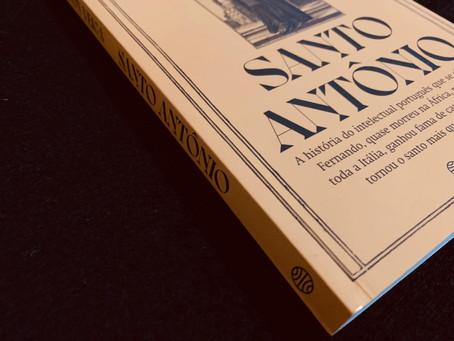 Edison Veiga fala sobre literatura, História e Santo Antônio, tema de seu novo livro