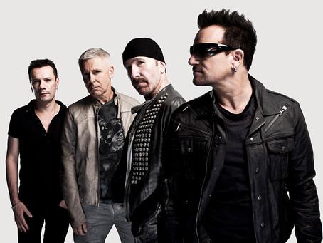Sorteio: ingresso para o show do U2 em São Paulo