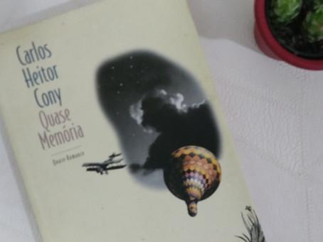 'Quase Memória' é romance eterno de um autor necessário