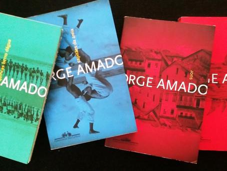 3 livros para conhecer Jorge Amado além de 'Capitães da Areia'