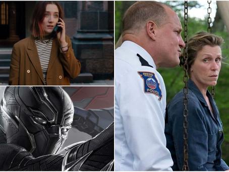 'Pantera Negra' e quatro filmes do Oscar chegam aos cinemas