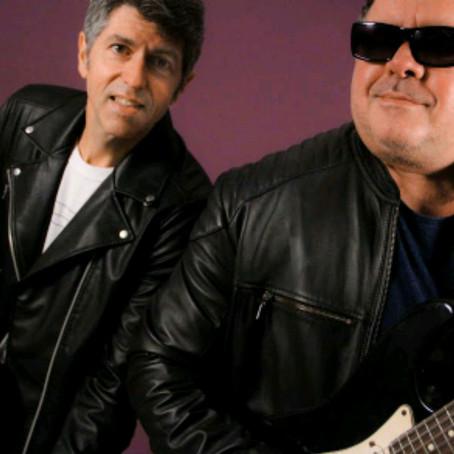 A fixação do rock de Léo Jaime e Leoni