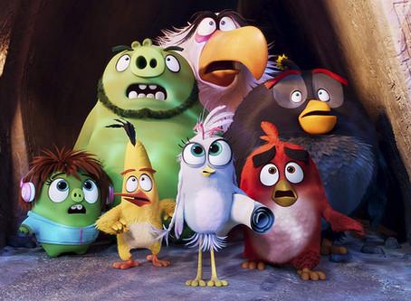 Crítica: 'Angry Birds 2' é mais divertido e adulto do que o antecessor