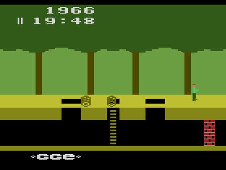 Baú dos games: relembre 'Pitfall!', clássico do Atari