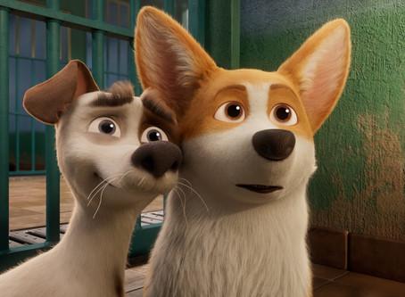 Crítica: 'Corgi: Top Dog' é animação fraca que tenta se sustentar em referências
