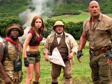 Crítica: Novo 'Jumanji' surpreende com trama criativa e elenco afiado