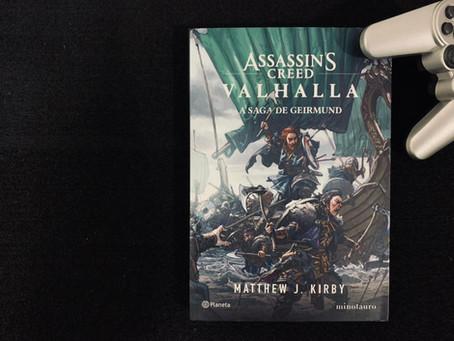 Resenha: 'Assassin's Creed Valhalla: A Saga de Geirmund' é boa aventura literária