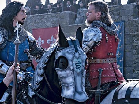 Crítica: Em 'O Último Duelo', Ridley Scott mira o espetáculo épico, mas acerta o drama monótono