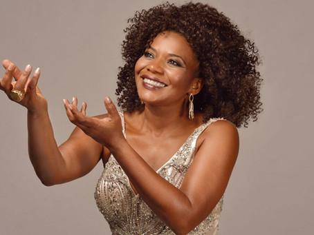 'Sou uma cantora coerente com aquilo que acredito', diz Margareth Menezes